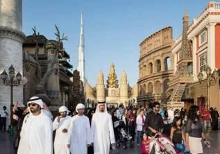 「迪拜地球村年」的圖片搜尋結果