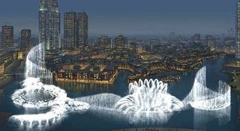 Things to do in Dubai:#Dubai #Fountains: